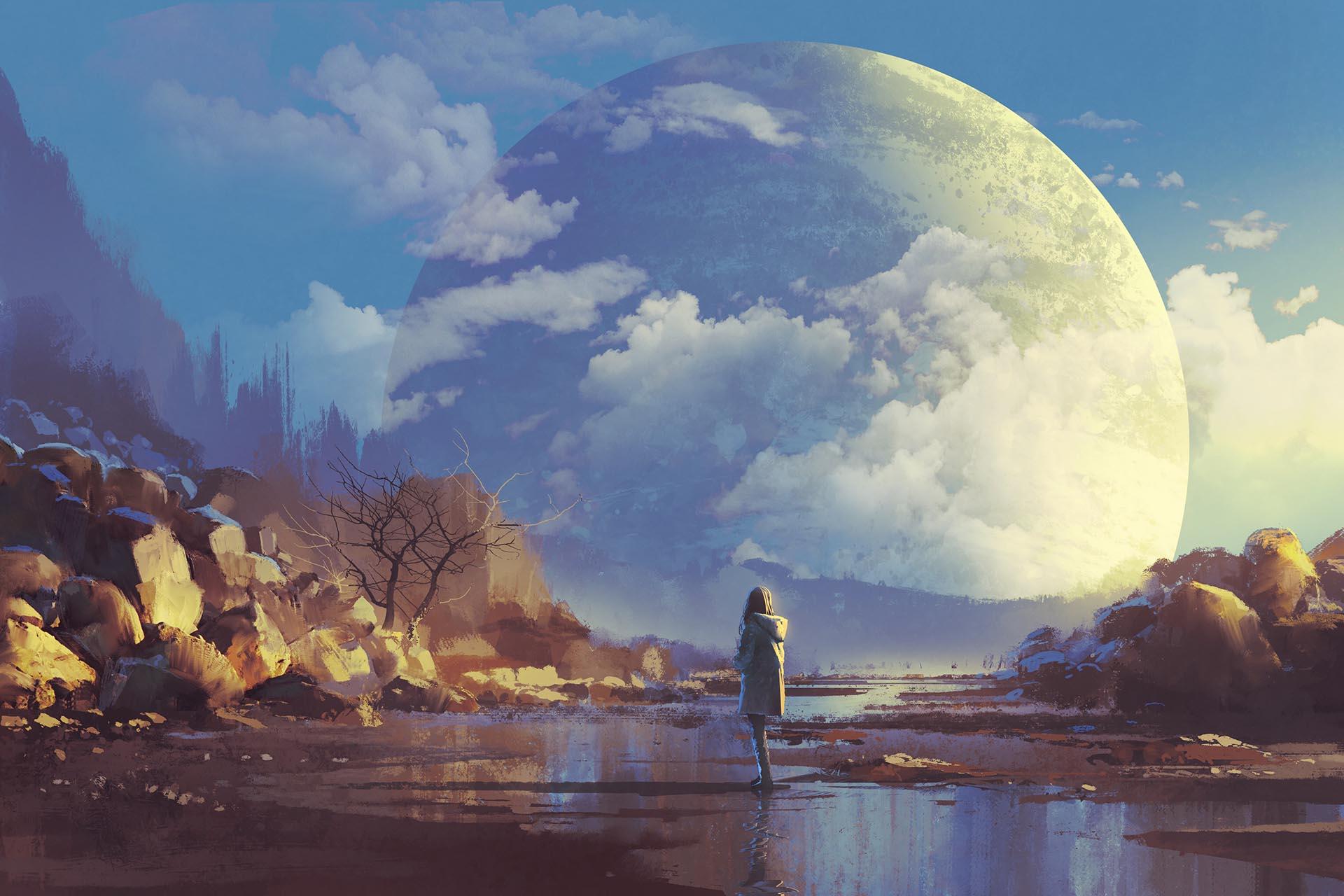 Monde around